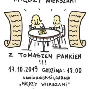 Tomasz Panek. Spotkanie autorskie
