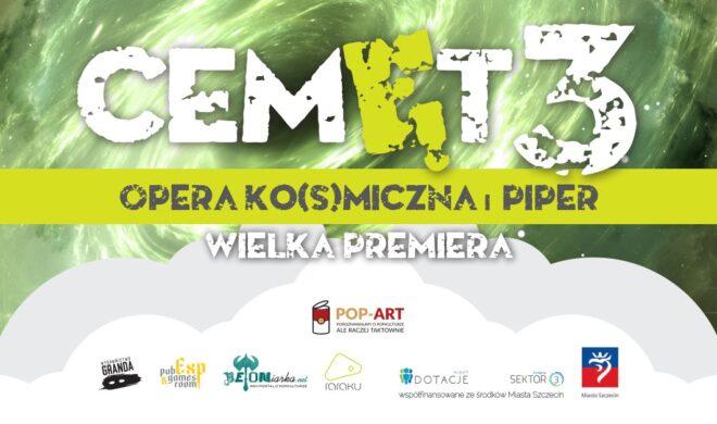 """Premiera """"Pipera"""" w Szczecinie"""